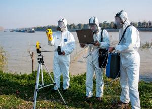 红外测油仪等环境监测仪器助力大家迈进绿色生态文明