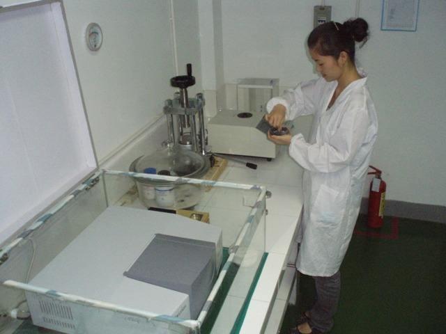 红外光谱分析样品制备方法详谈