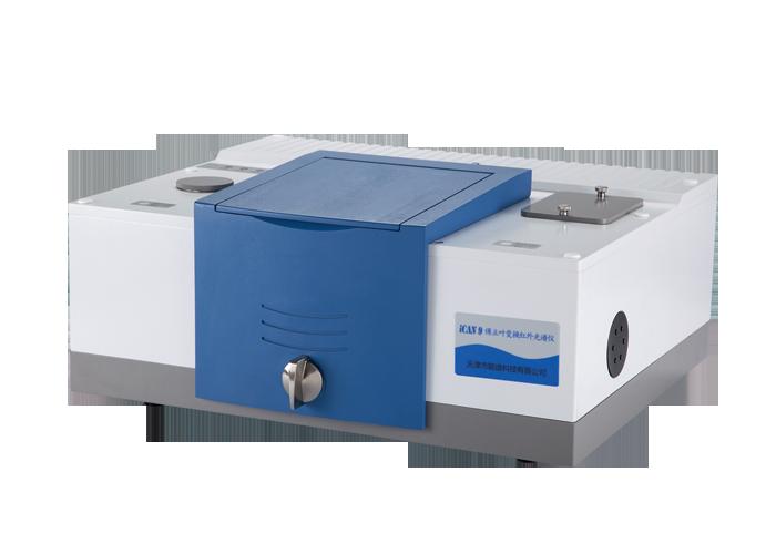 甲醇红外光谱分析过程