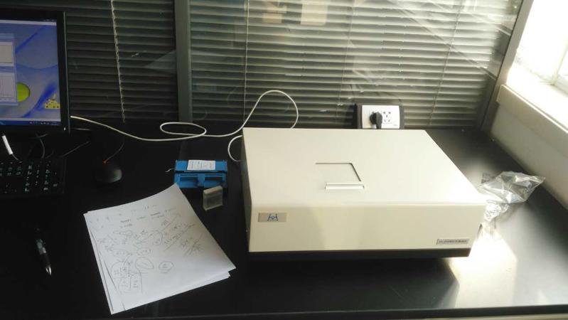 方园检测使用能谱OIL3000B紅外測油儀