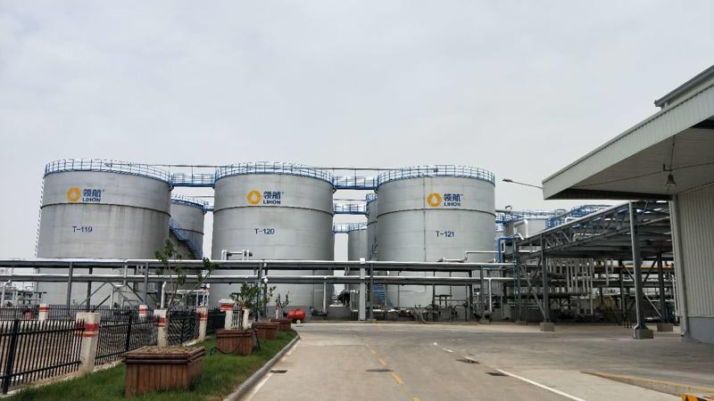 天津能谱科技为领航石化天津分公司提供售后调试服务