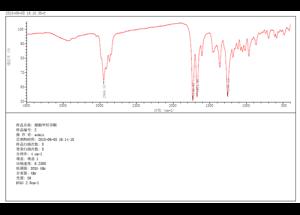 iCAN9傅里叶红外光谱仪检测醋酸甲羟孕酮