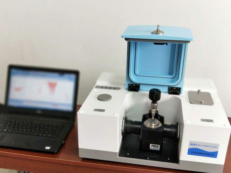 中紅外定量測量系列之一透射比校准