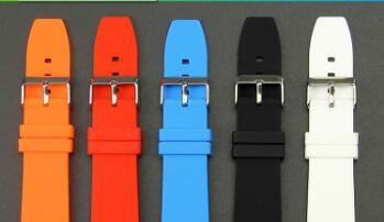 从红外光谱分析中告诉你手表制作材料硅胶表带的有什么优点?