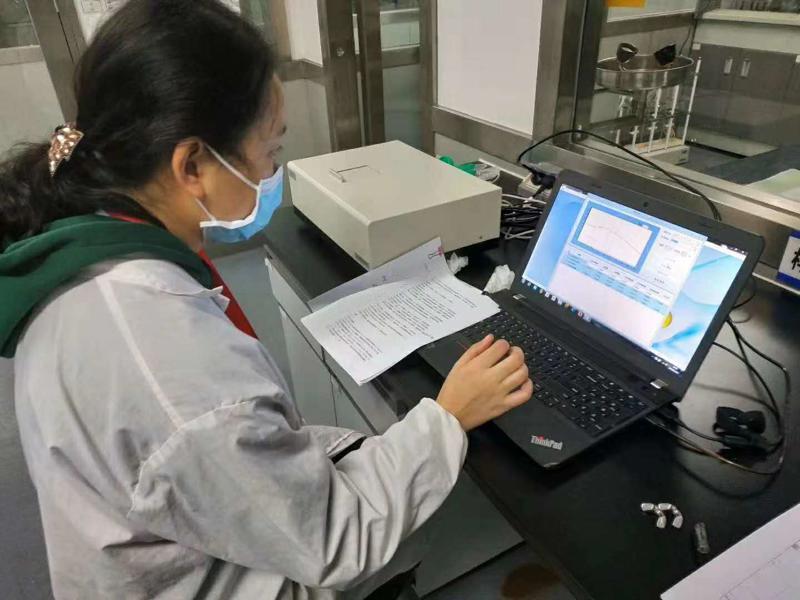 红外光谱的液体样品制样方法