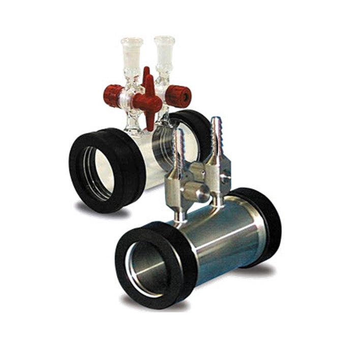 密封式氣體池-紅外分光光度計專用附件